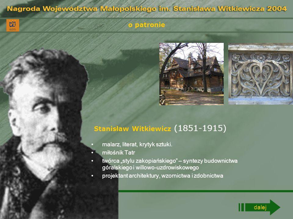 Stanisław Witkiewicz (1851-1915)