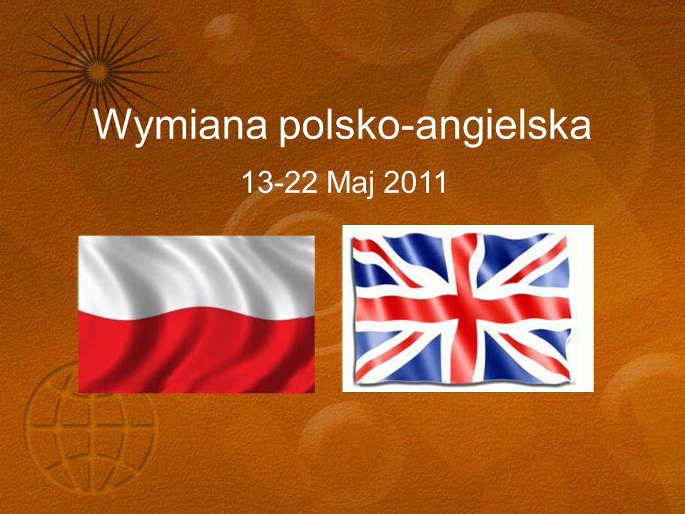 Wymiana polsko-angielska