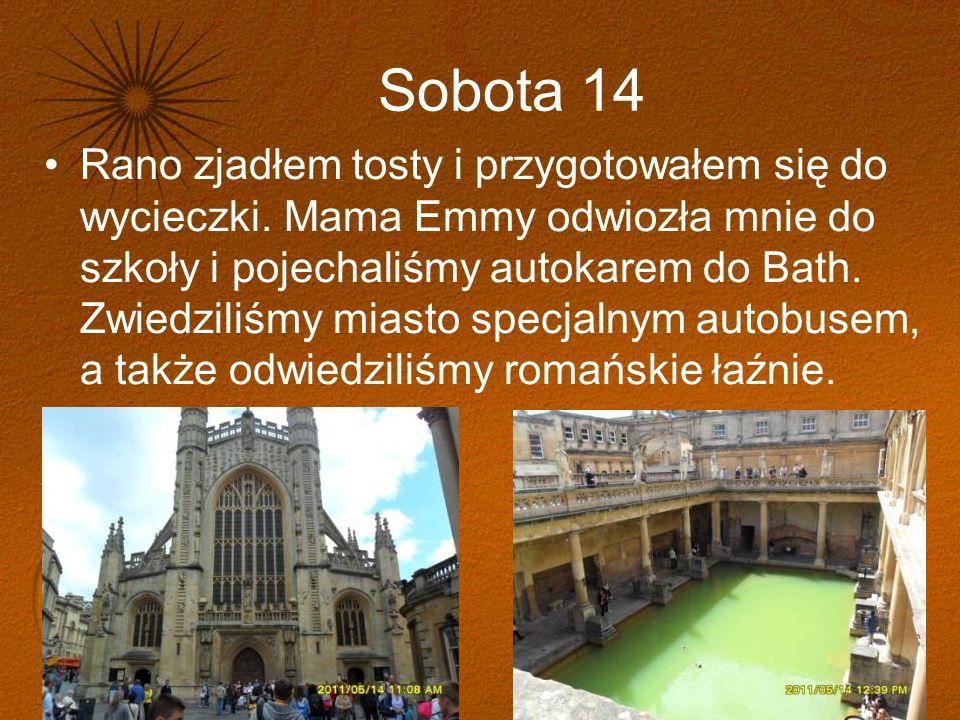 Sobota 14