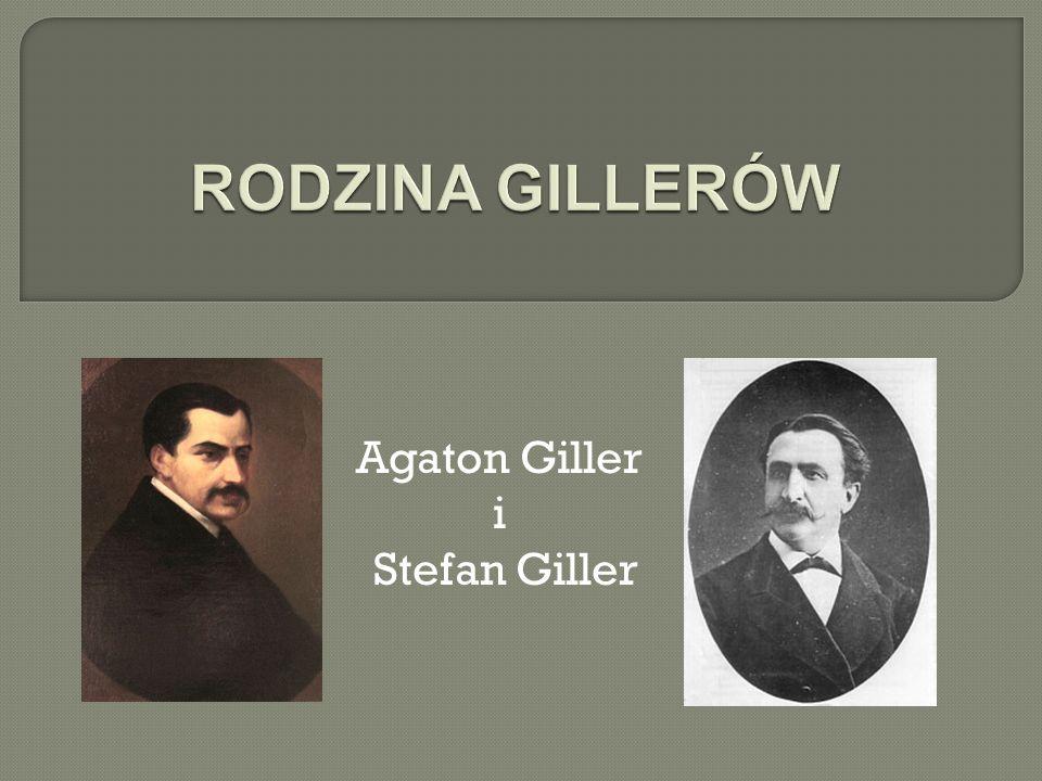 Agaton Giller i Stefan Giller