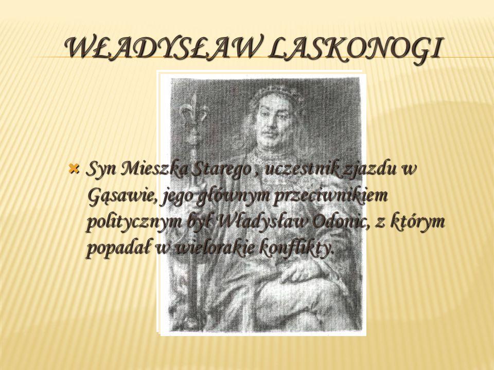 Władysław Laskonogi