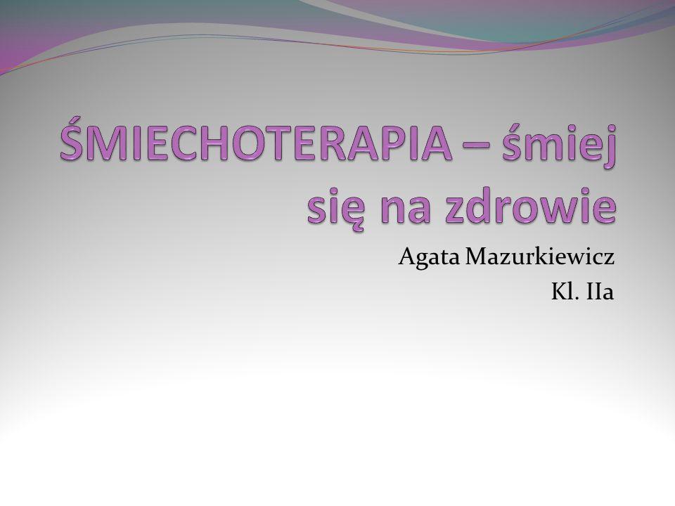 ŚMIECHOTERAPIA – śmiej się na zdrowie
