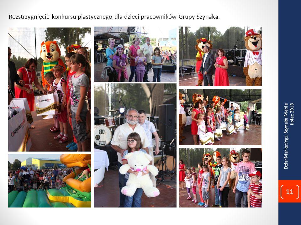 Rozstrzygnięcie konkursu plastycznego dla dzieci pracowników Grupy Szynaka.