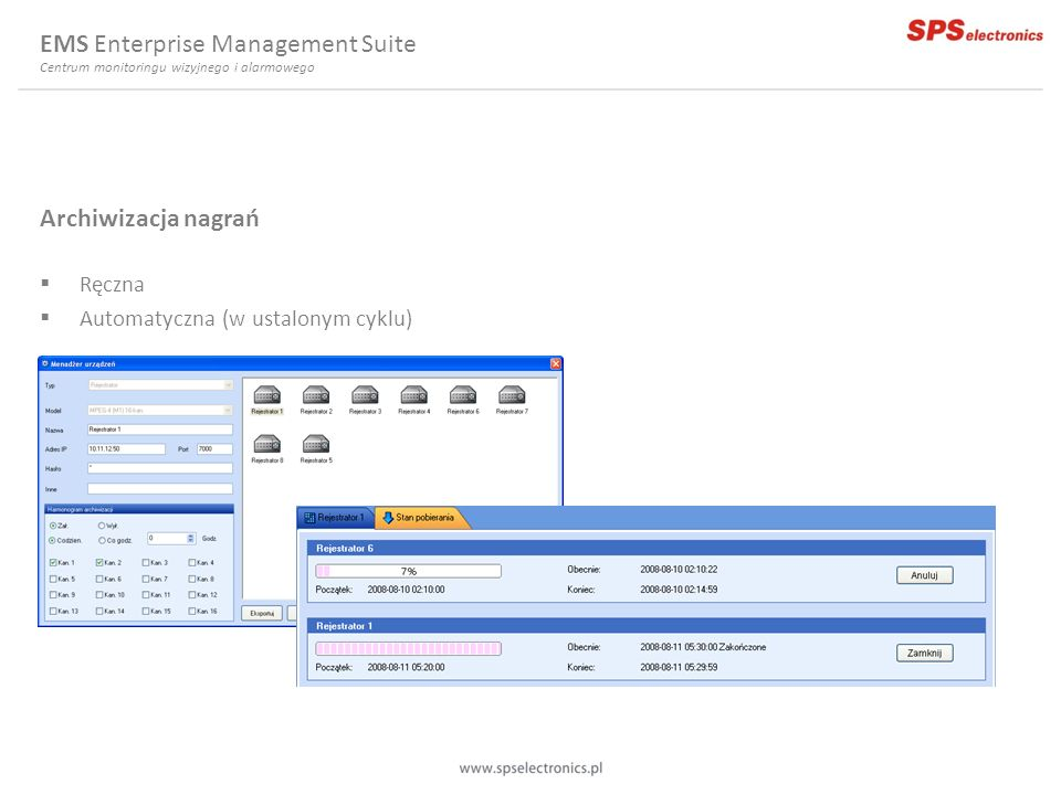 EMS Enterprise Management Suite