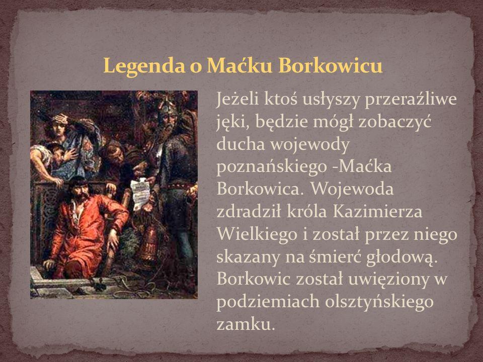 Legenda o Maćku Borkowicu