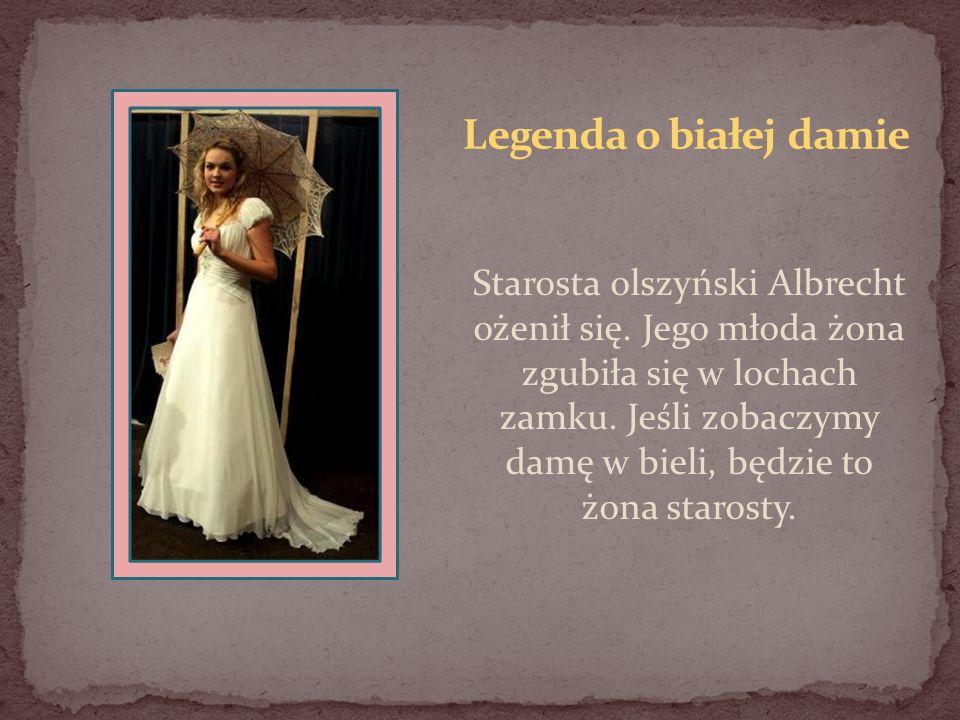 Legenda o białej damie