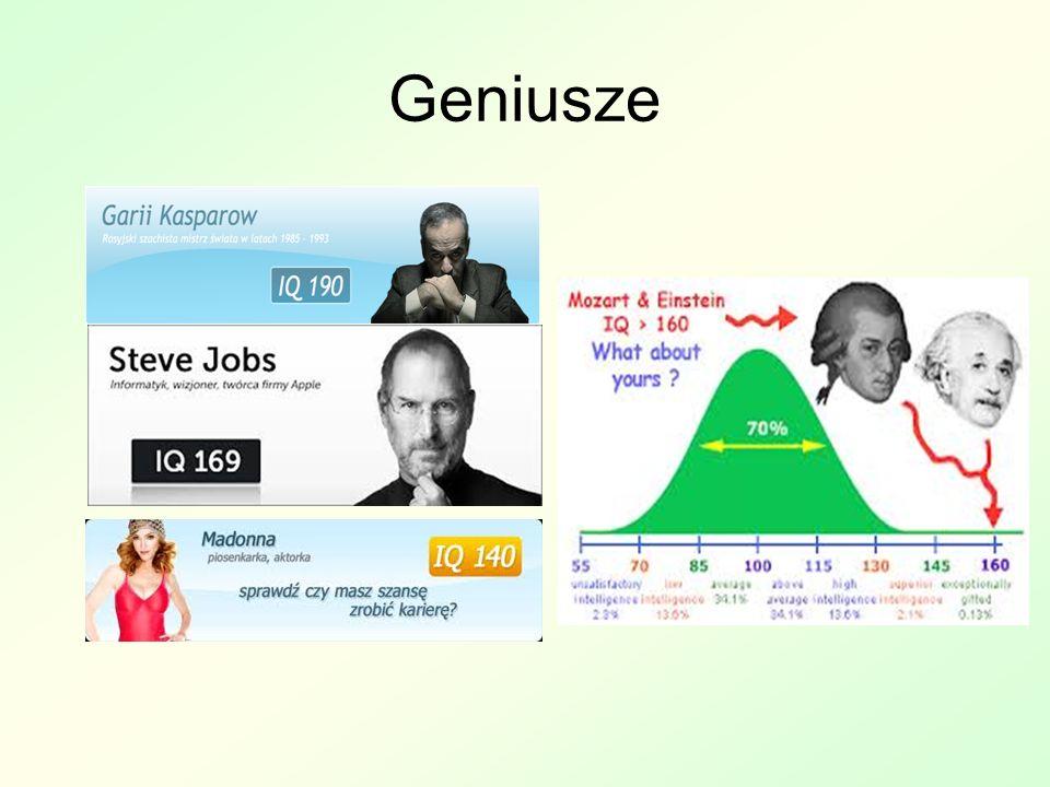 Geniusze