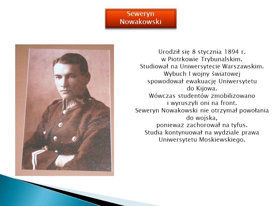 Seweryn Nowakowski