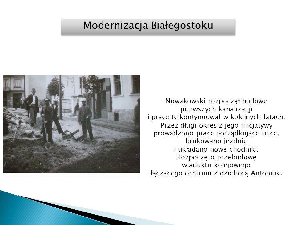 Modernizacja Białegostoku