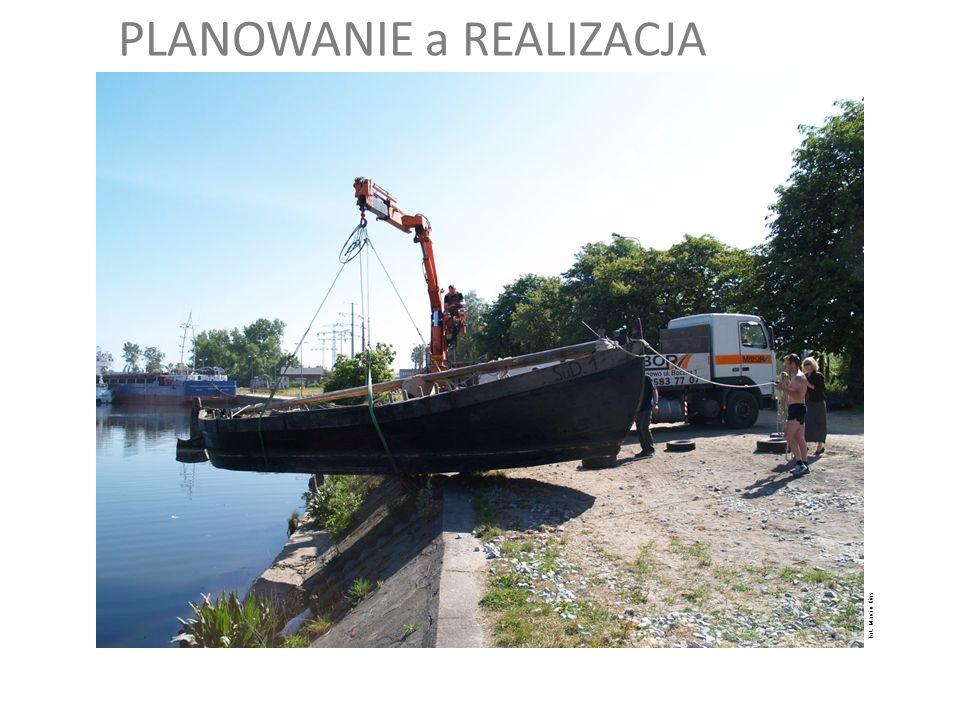 PLANOWANIE a REALIZACJA Fot. Marcin Kłos