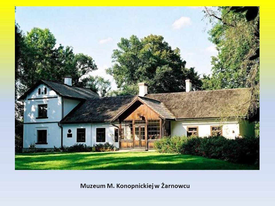 Muzeum M. Konopnickiej w Żarnowcu