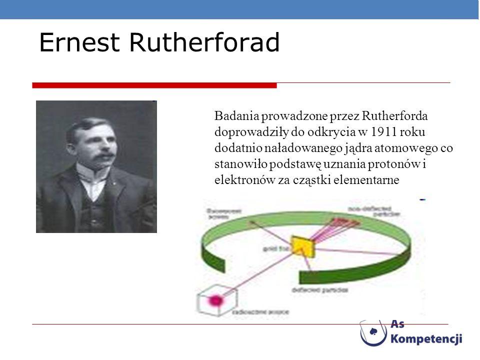 Ernest Rutherforad