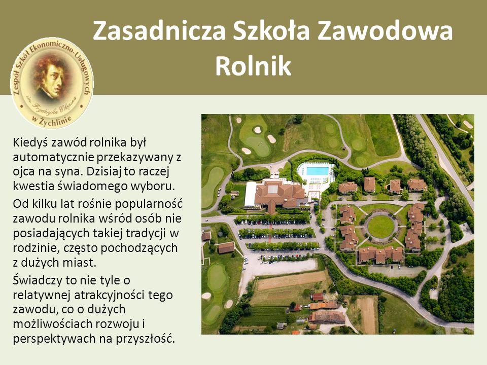 Zasadnicza Szkoła Zawodowa Rolnik