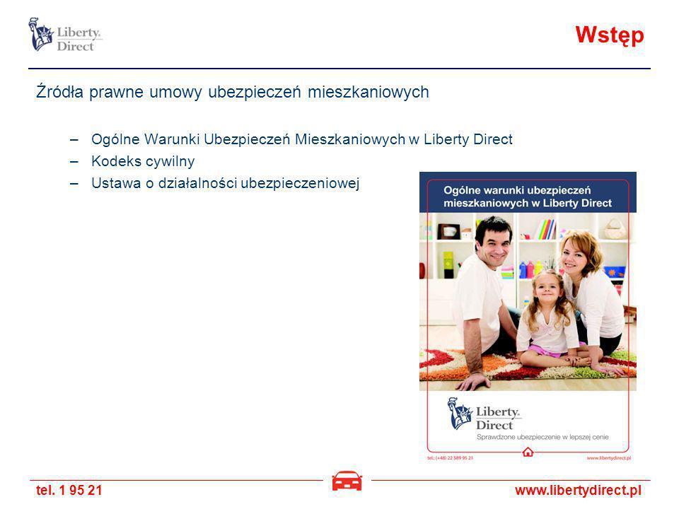 Wstęp Źródła prawne umowy ubezpieczeń mieszkaniowych