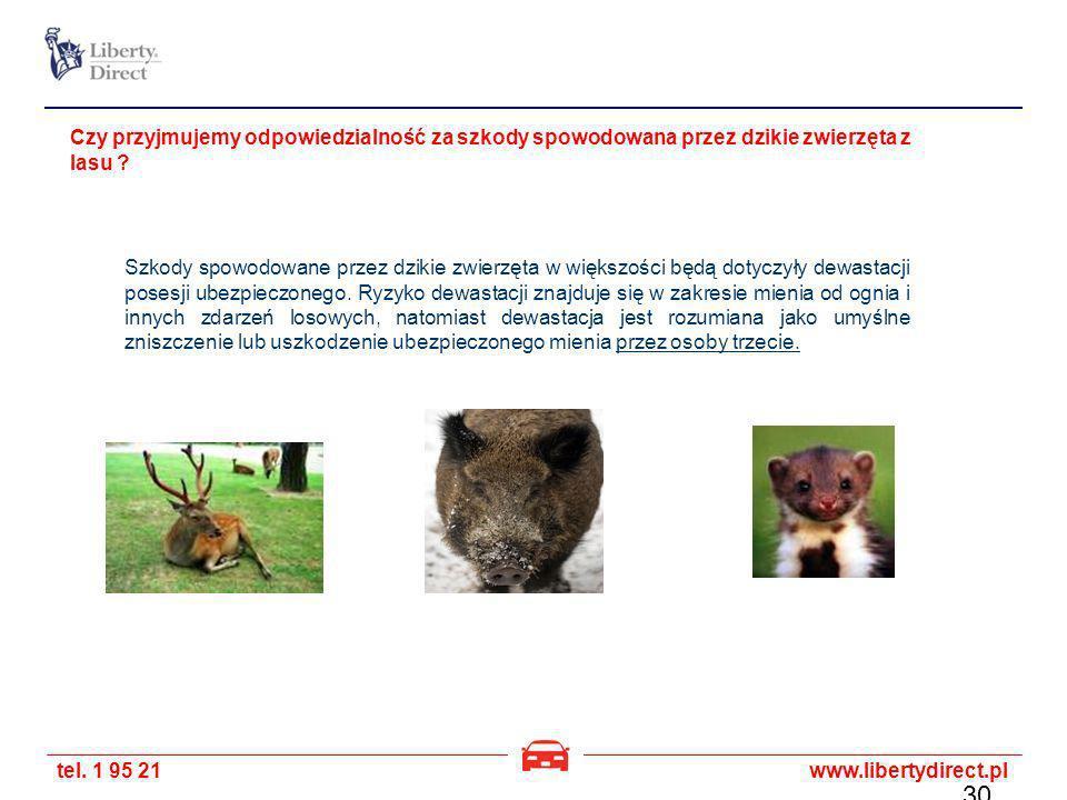 Czy przyjmujemy odpowiedzialność za szkody spowodowana przez dzikie zwierzęta z lasu