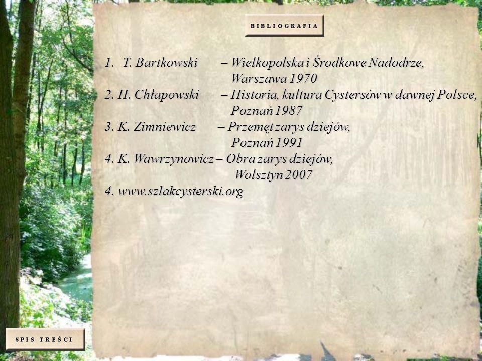 T. Bartkowski – Wielkopolska i Środkowe Nadodrze,