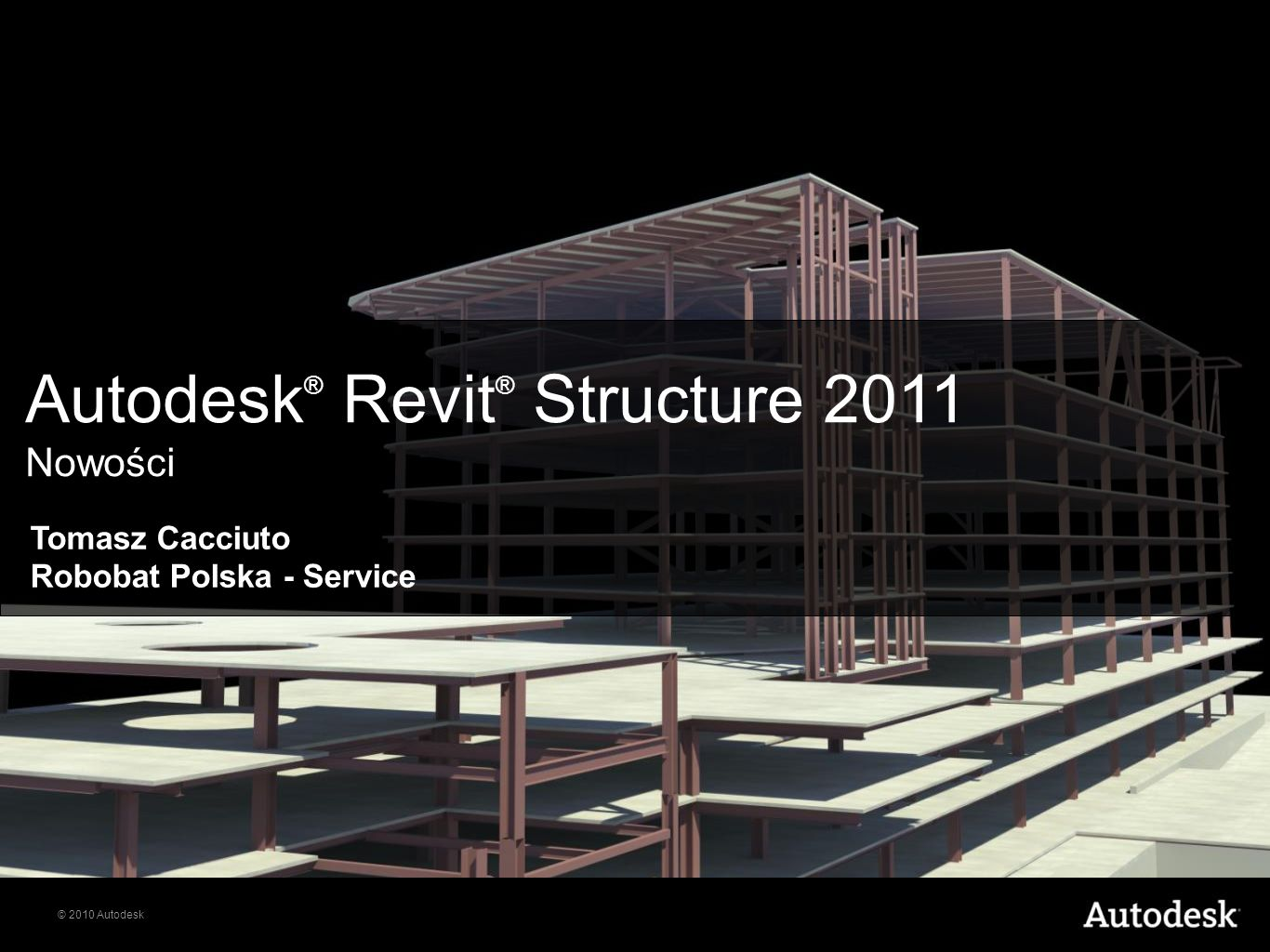 Autodesk® Revit® Structure 2011