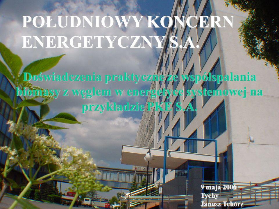 POŁUDNIOWY KONCERN ENERGETYCZNY S.A.