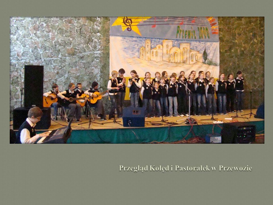 Przegląd Kolęd i Pastorałek w Przewozie