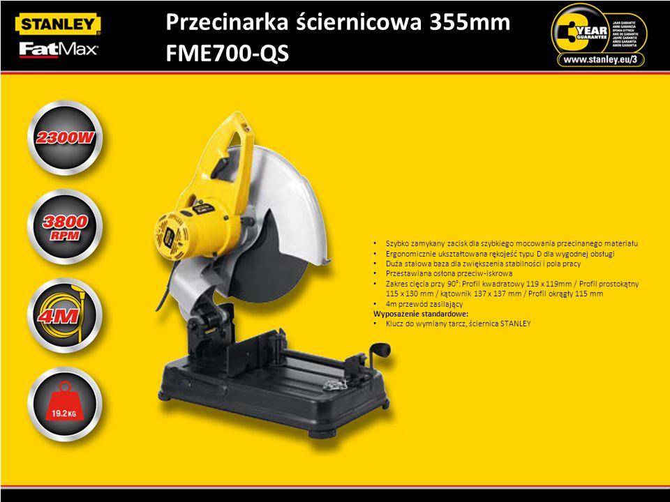Przecinarka ściernicowa 355mm FME700-QS
