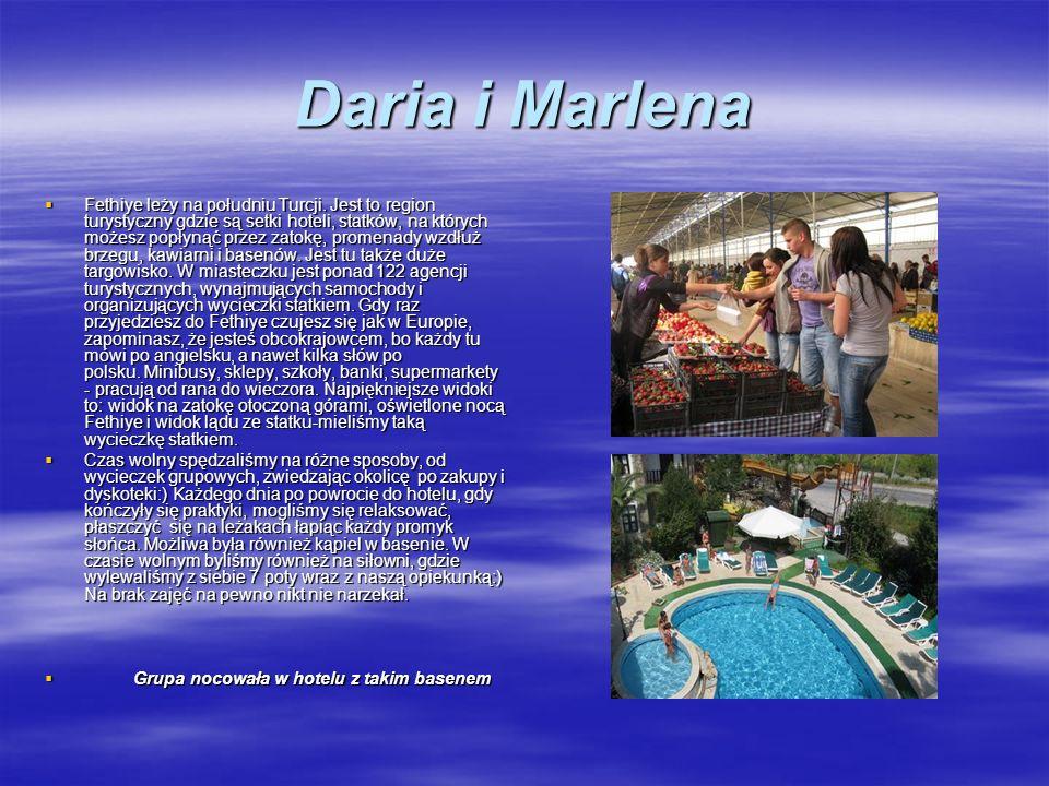 Daria i Marlena