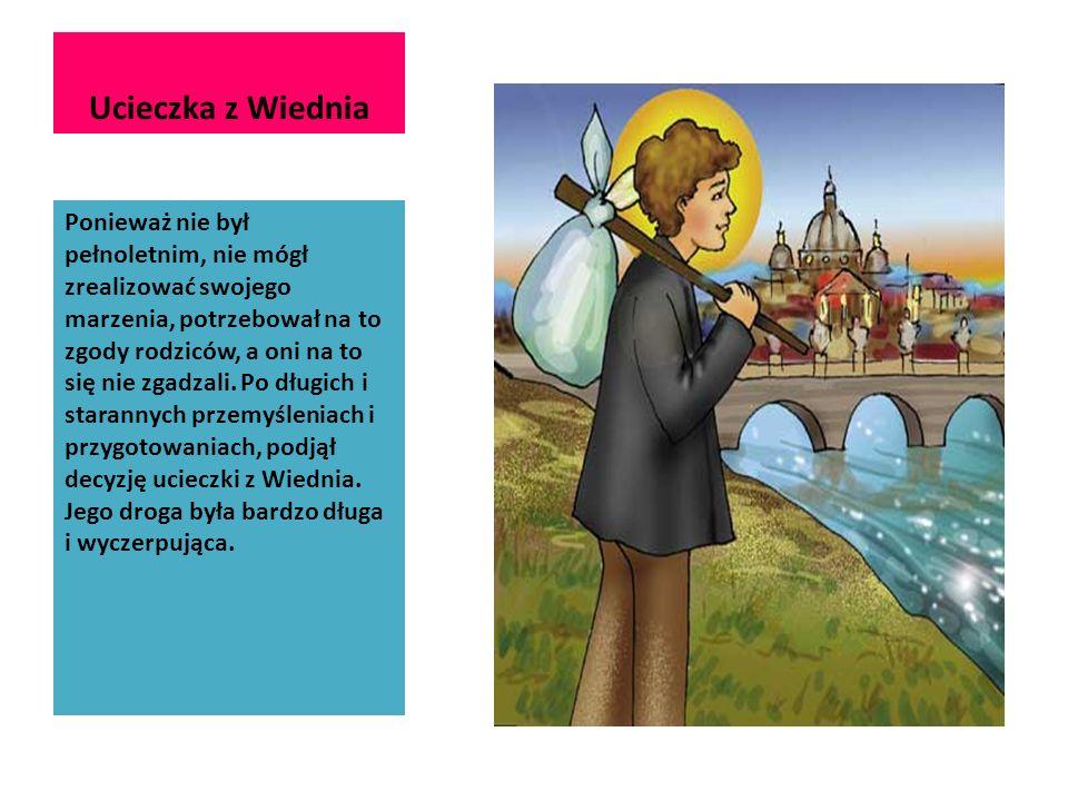 Ucieczka z Wiednia