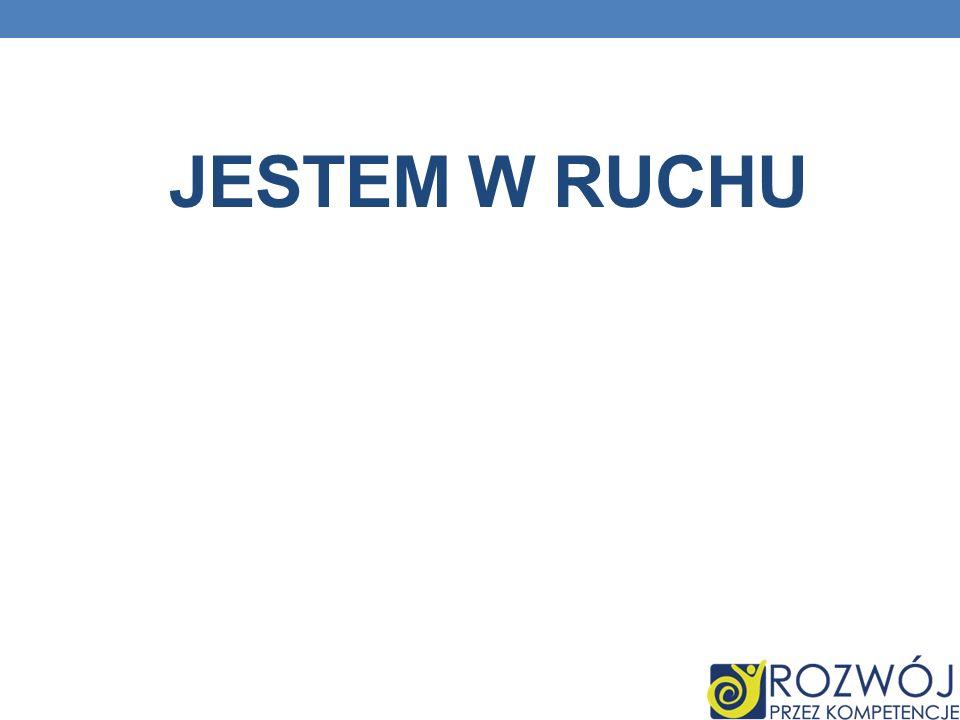 JESTEM W RUCHU 3