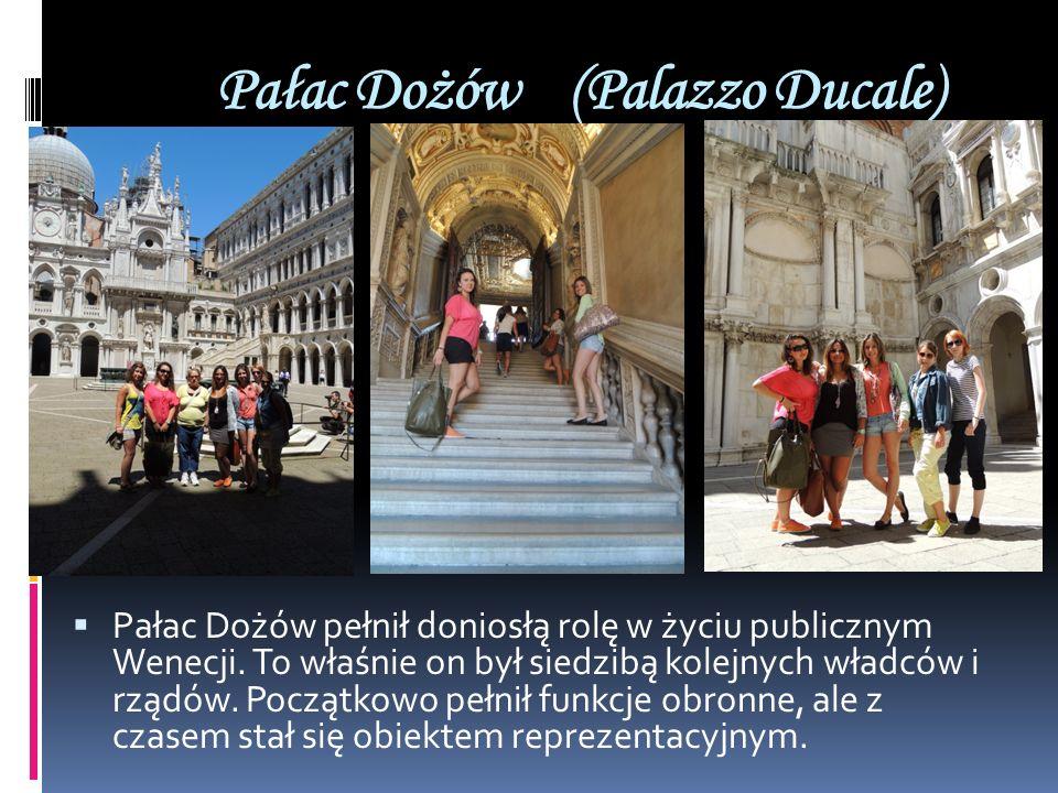 Pałac Dożów (Palazzo Ducale)