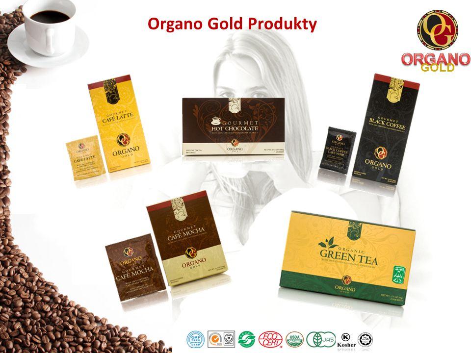 Organo Gold Produkty ORGANO GOLD