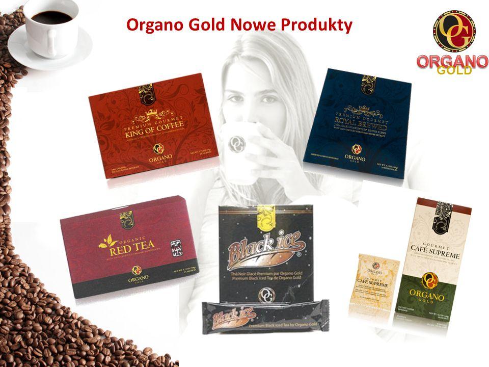 Organo Gold Nowe Produkty