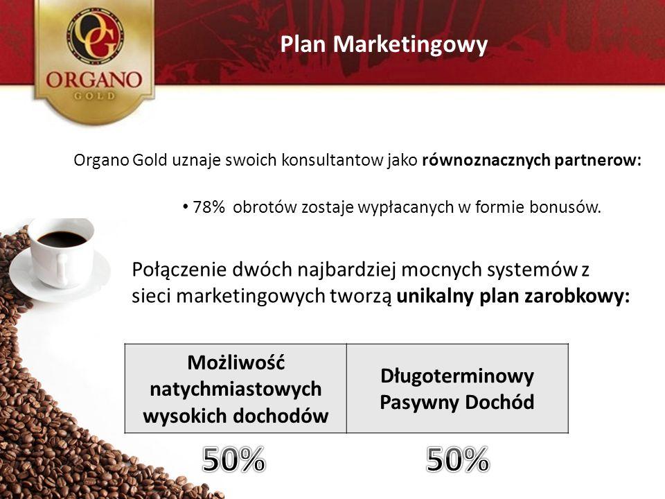 50% 50% Plan Marketingowy Możliwość Długoterminowy natychmiastowych