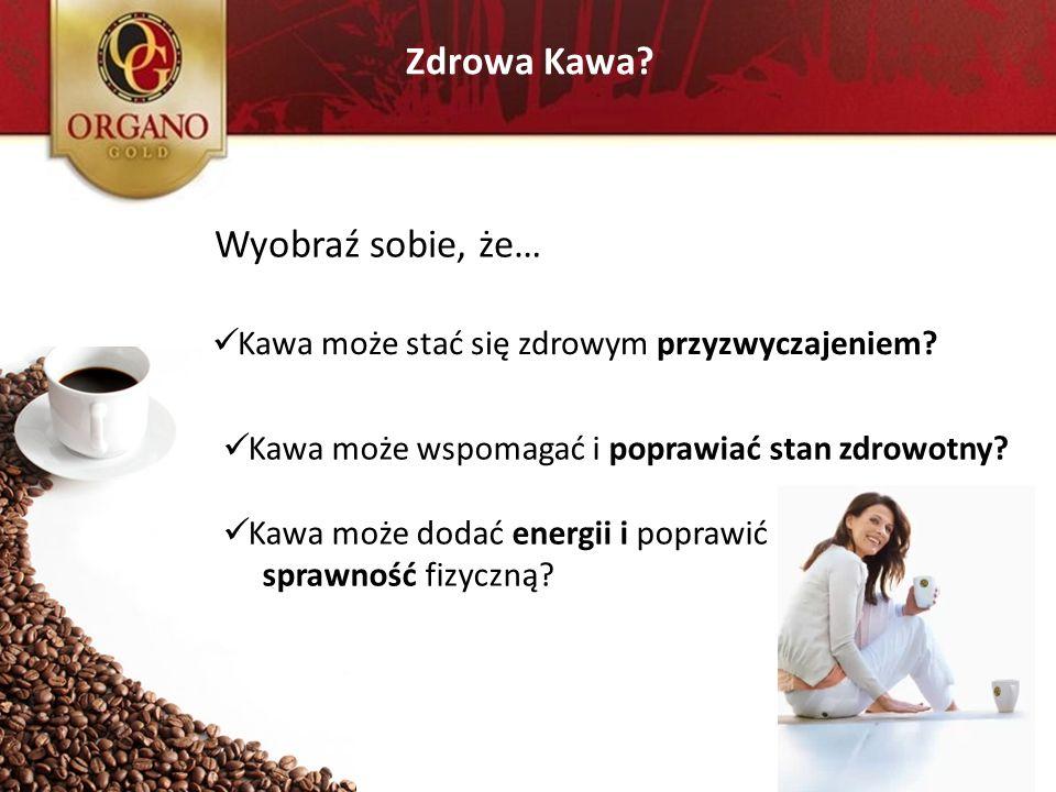 Zdrowa Kawa Wyobraź sobie, że…