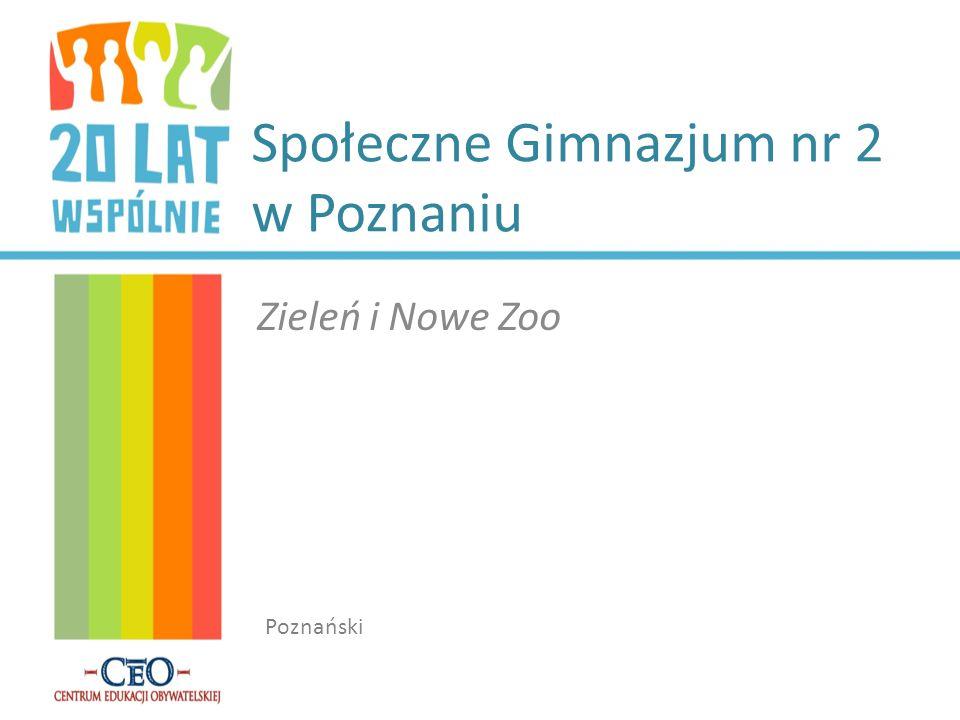 Społeczne Gimnazjum nr 2 w Poznaniu