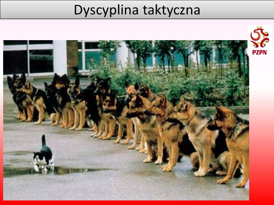 Dyscyplina taktyczna
