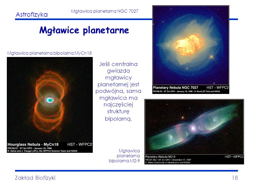 Mgławica planetarna NGC 7027