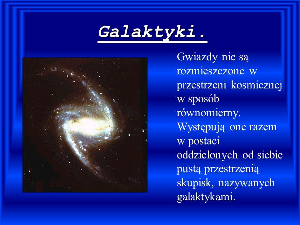Galaktyki.