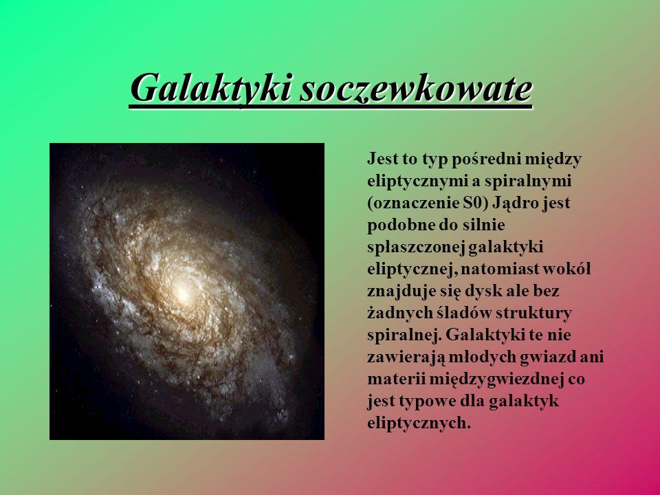 Galaktyki soczewkowate