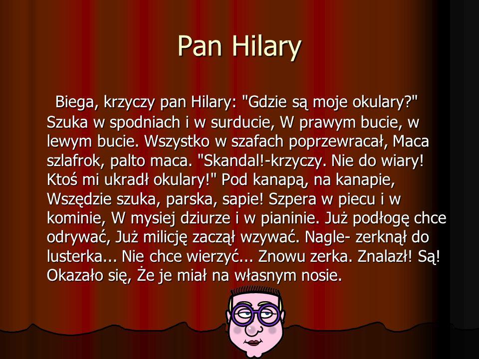 Pan Hilary