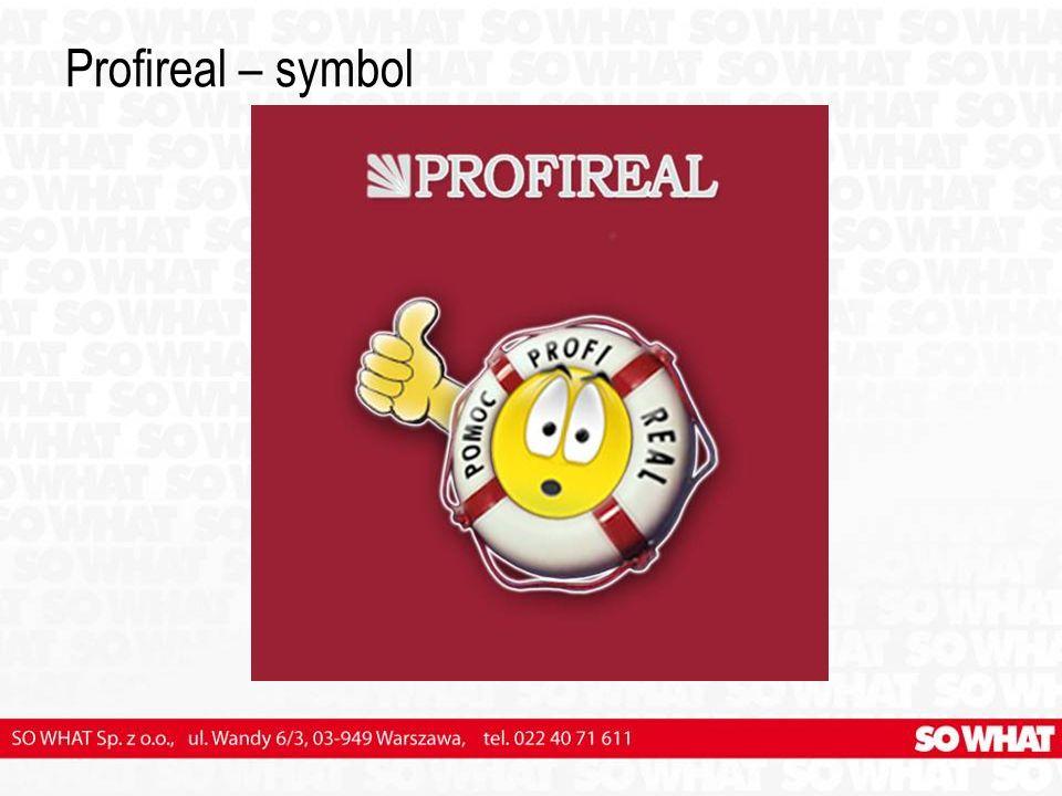 Profireal – symbol