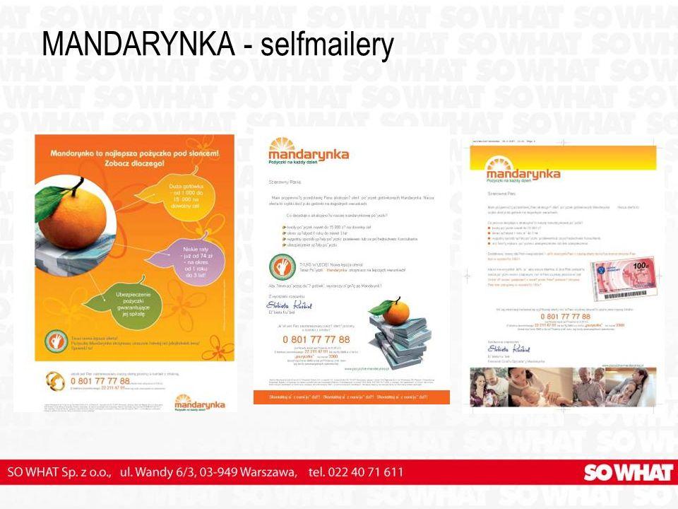 MANDARYNKA - selfmailery