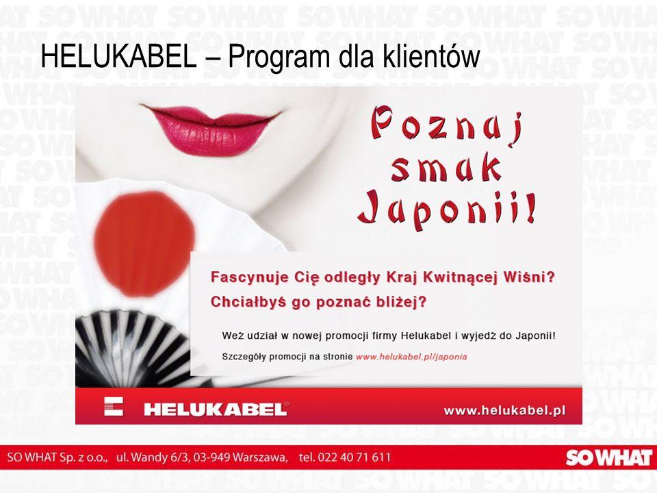HELUKABEL – Program dla klientów