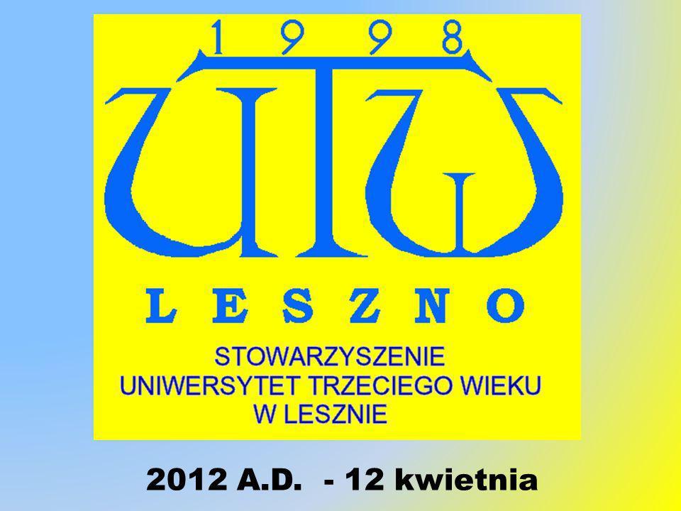 2012 A.D. - 12 kwietnia