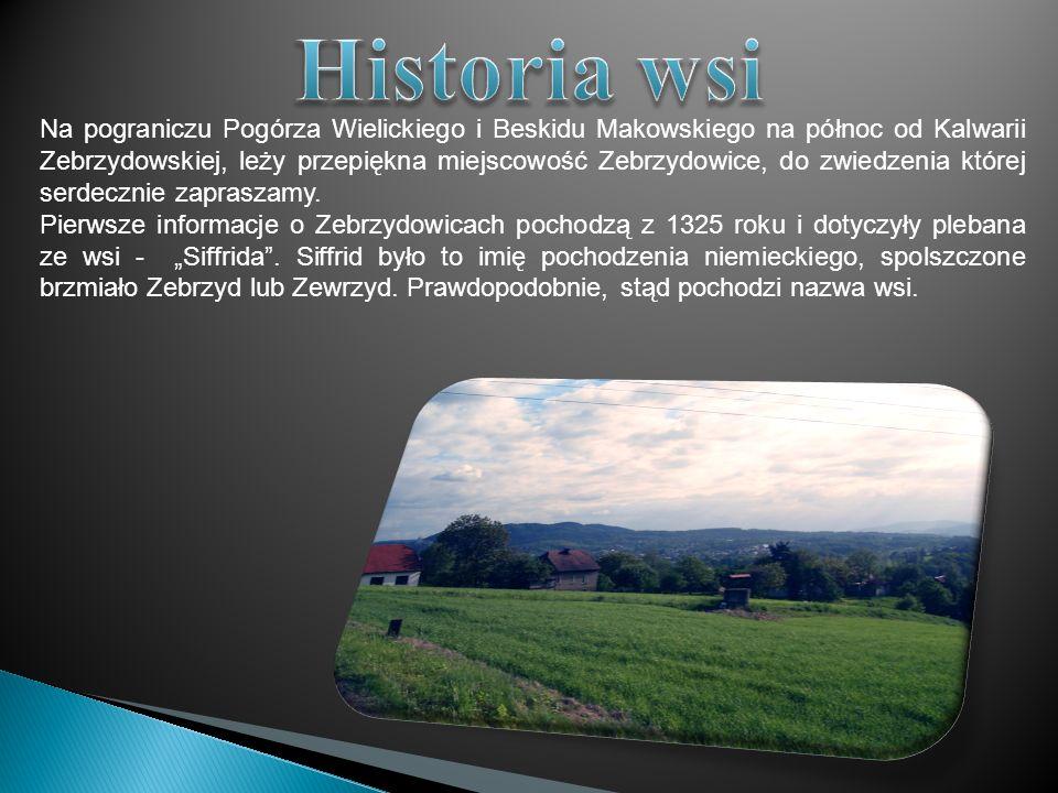 Historia wsi