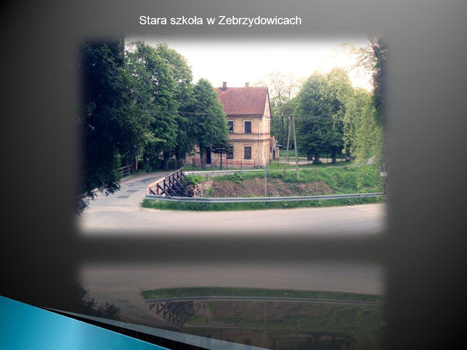Stara szkoła w Zebrzydowicach