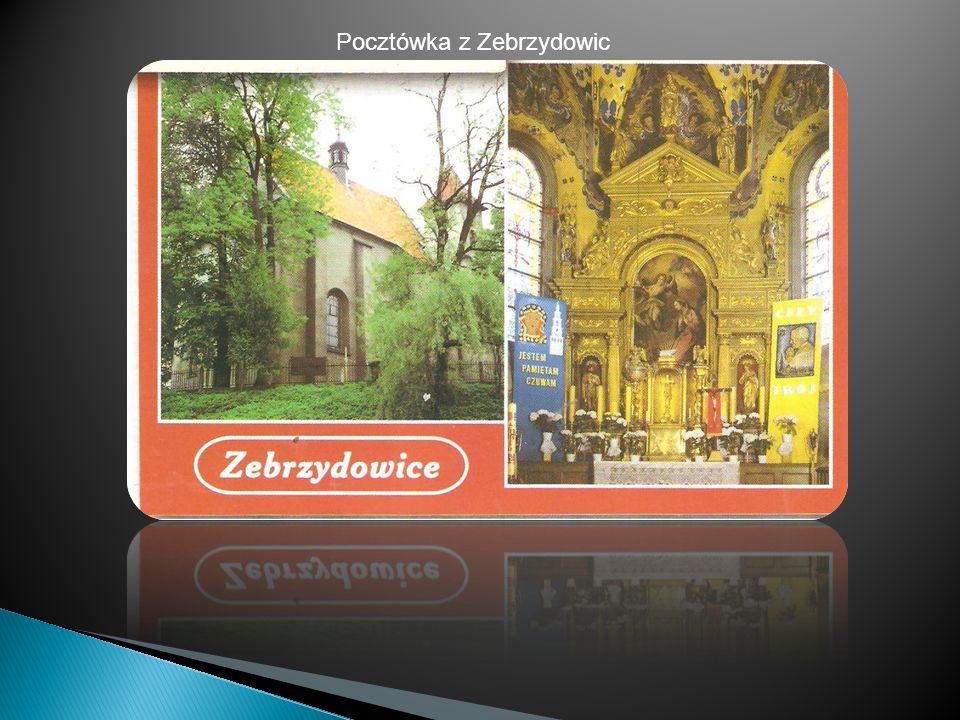 Pocztówka z Zebrzydowic