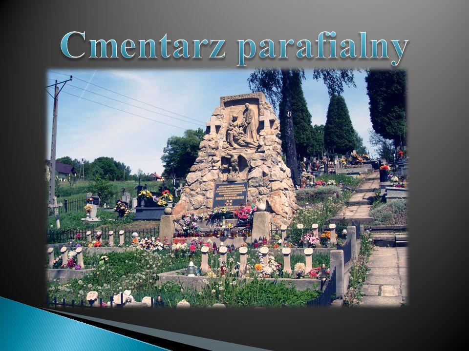 Cmentarz parafialny