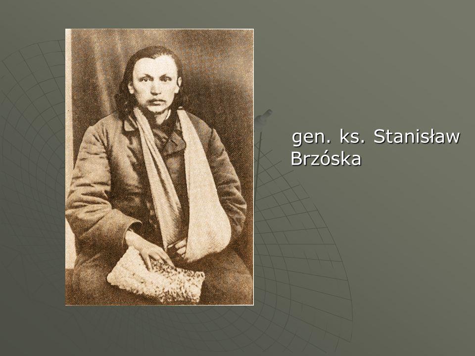 gen. ks. Stanisław Brzóska