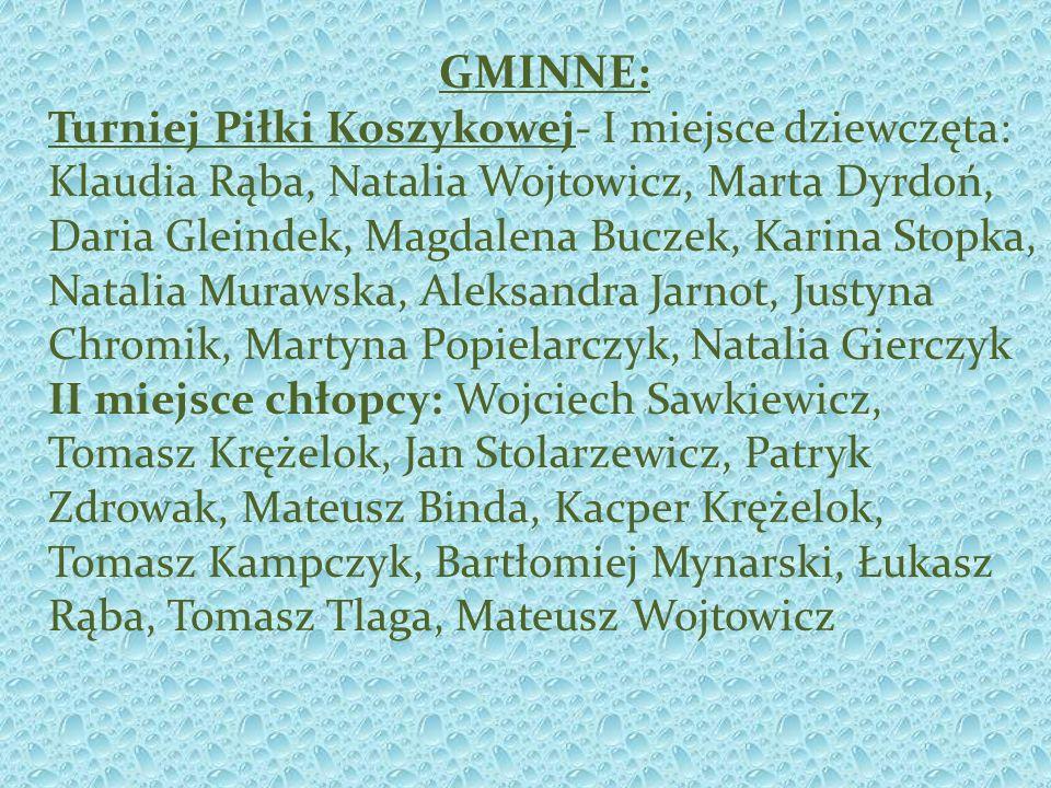 GMINNE: