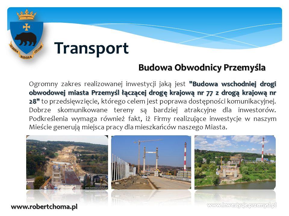Transport Budowa Obwodnicy Przemyśla