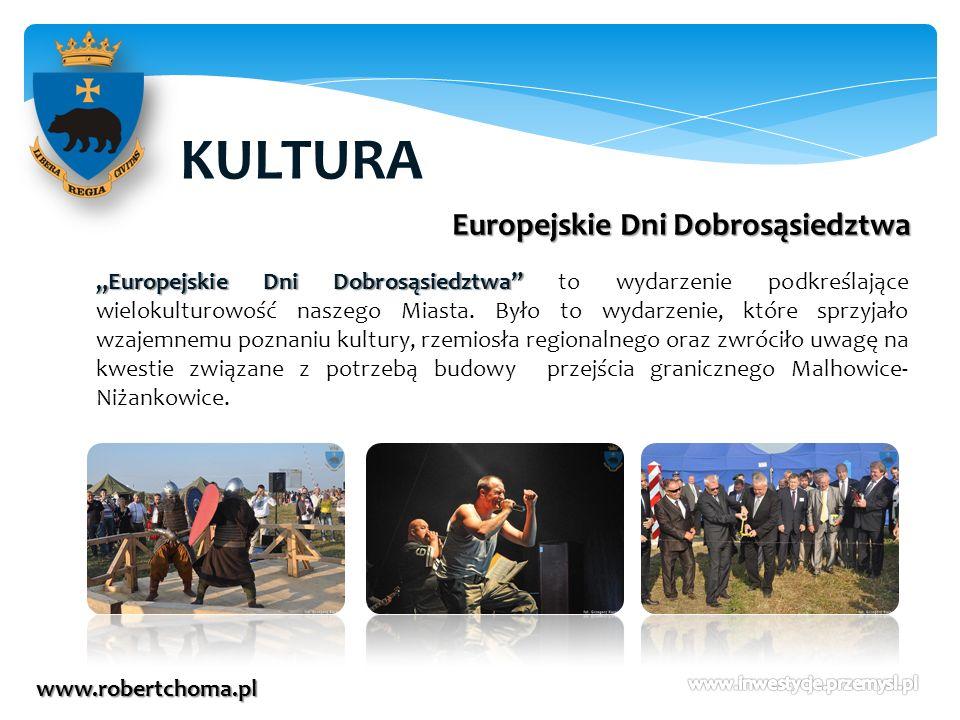 KULTURA Europejskie Dni Dobrosąsiedztwa